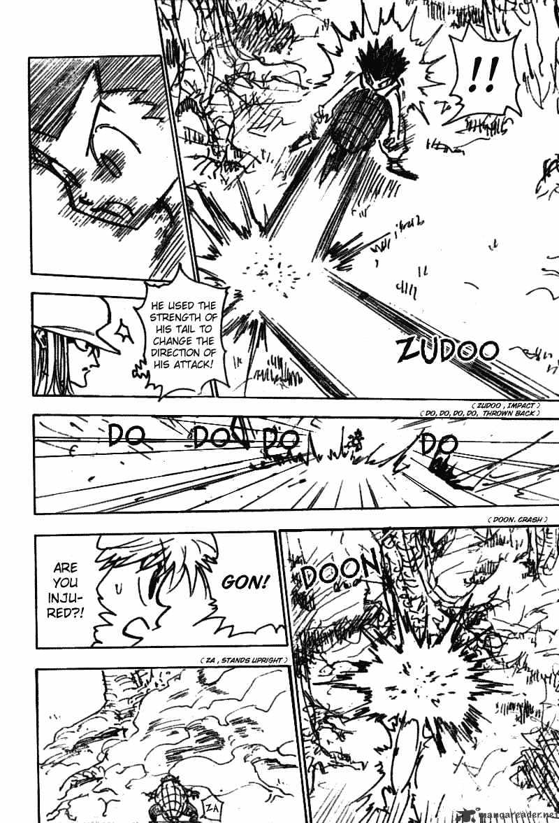 Hunter X Hunter Chapter 195  Online Free Manga Read Image 7