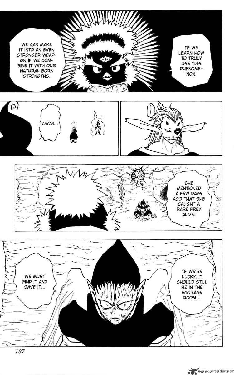Hunter X Hunter Chapter 196  Online Free Manga Read Image 3