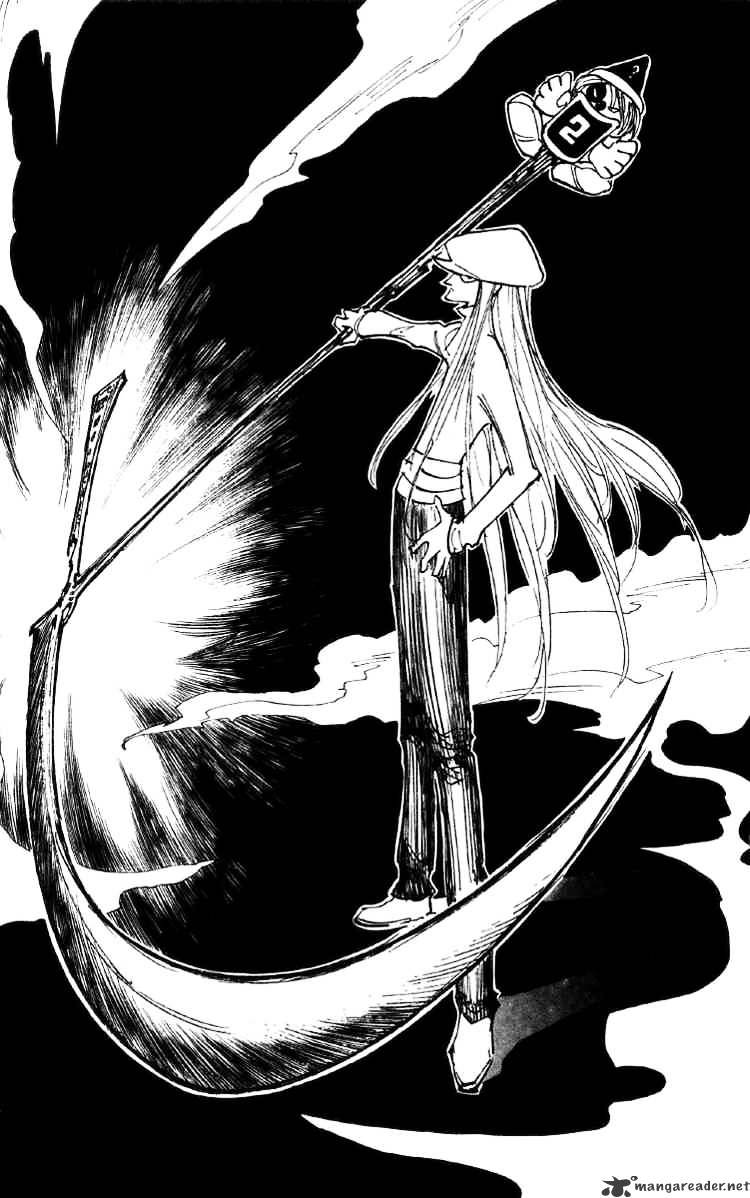 Hunter X Hunter Chapter 196  Online Free Manga Read Image 6