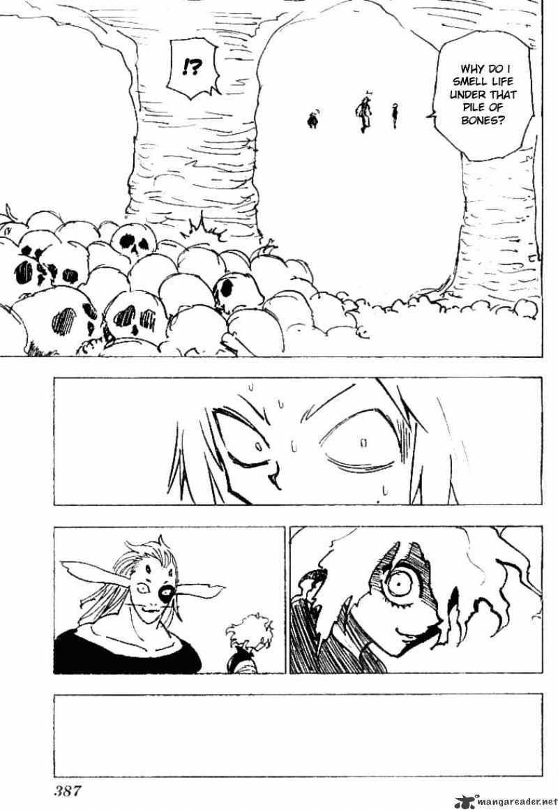 Hunter X Hunter Chapter 197  Online Free Manga Read Image 11