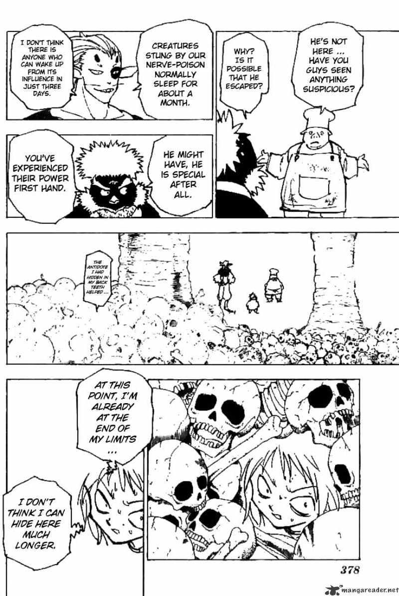 Hunter X Hunter Chapter 197  Online Free Manga Read Image 2