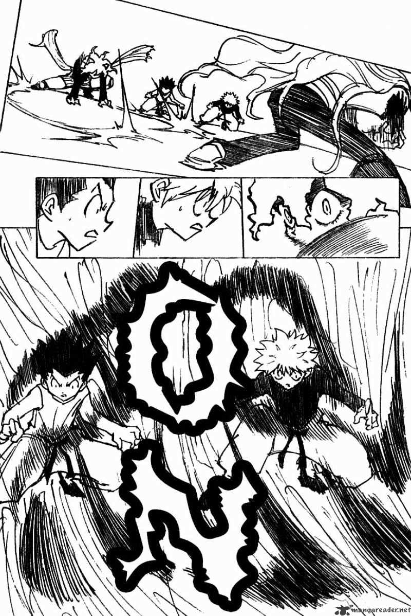 Hunter X Hunter Chapter 198  Online Free Manga Read Image 11