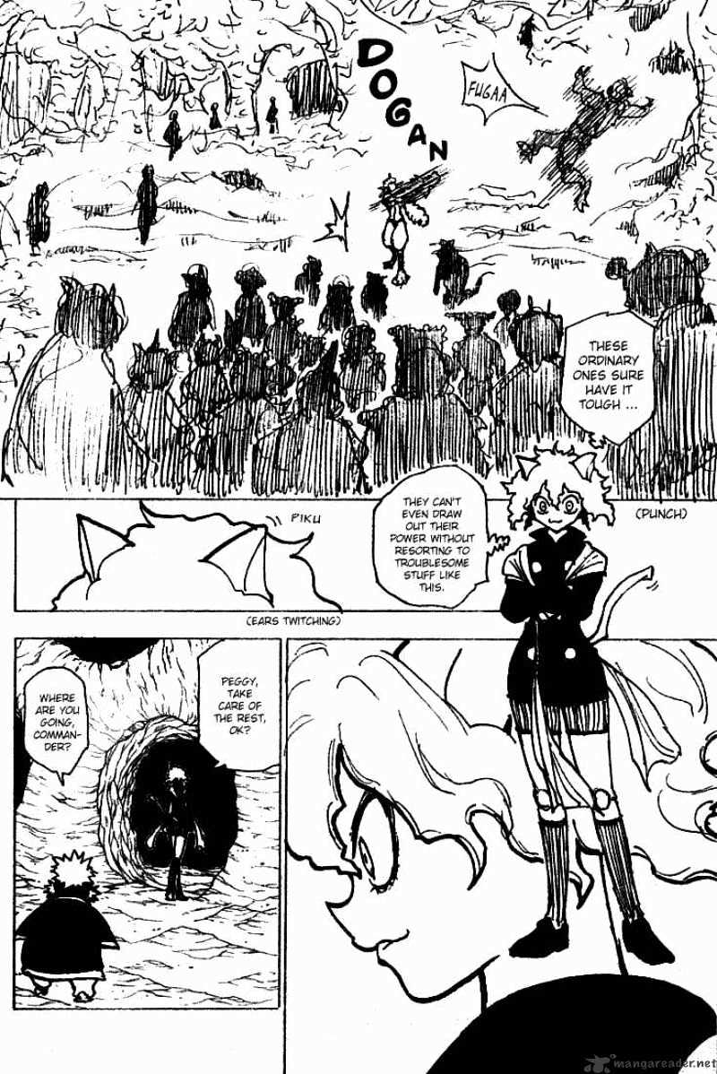 Hunter X Hunter Chapter 198  Online Free Manga Read Image 6