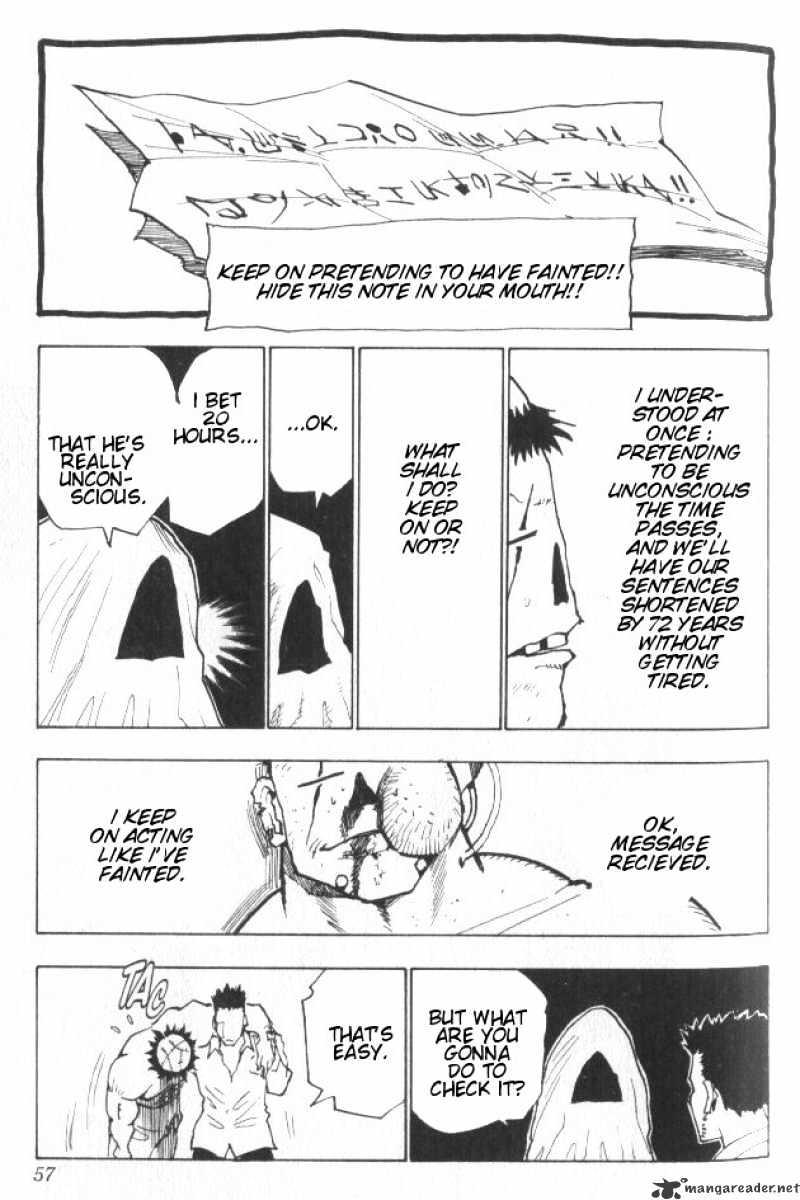 Hunter X Hunter Chapter 20  Online Free Manga Read Image 12