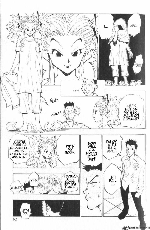 Hunter X Hunter Chapter 20  Online Free Manga Read Image 16