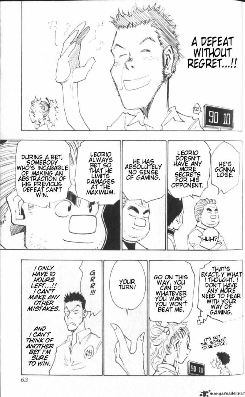 Hunter X Hunter Chapter 20  Online Free Manga Read Image 18