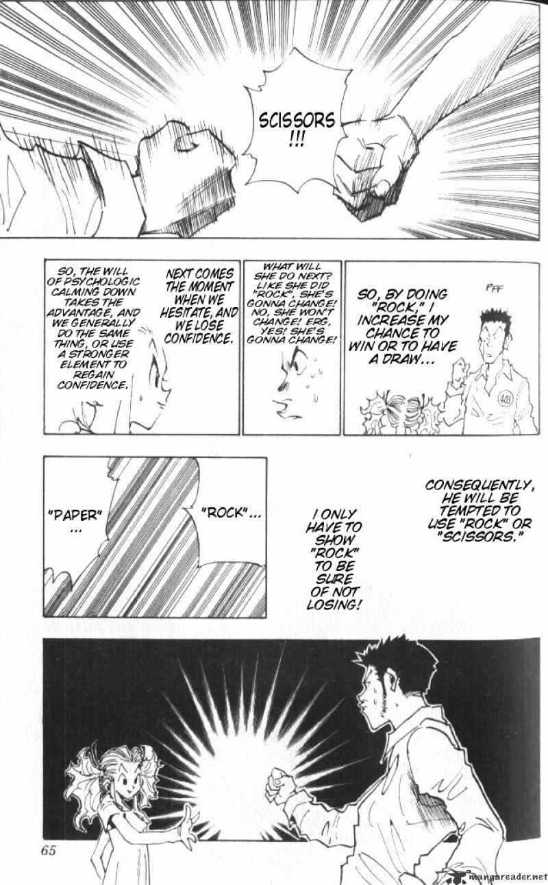 Hunter X Hunter Chapter 20  Online Free Manga Read Image 20