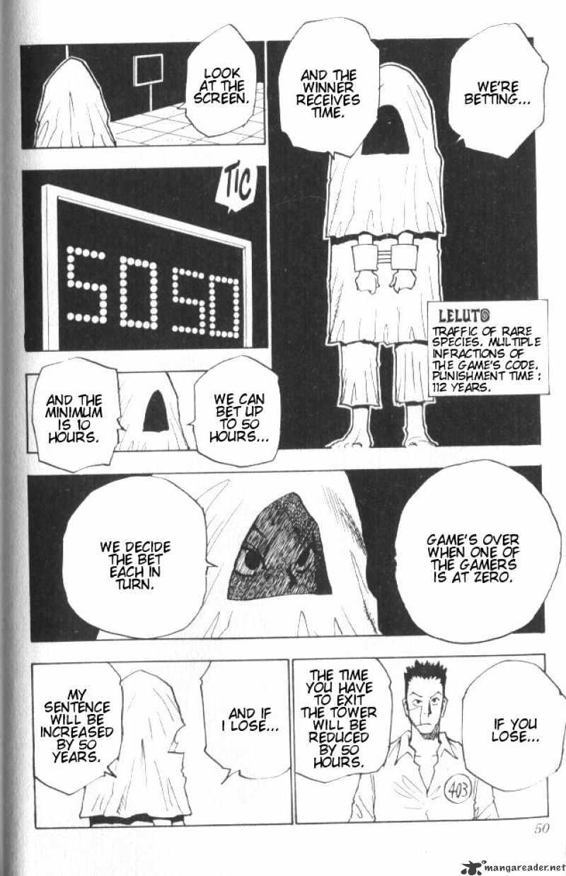 Hunter X Hunter Chapter 20  Online Free Manga Read Image 5