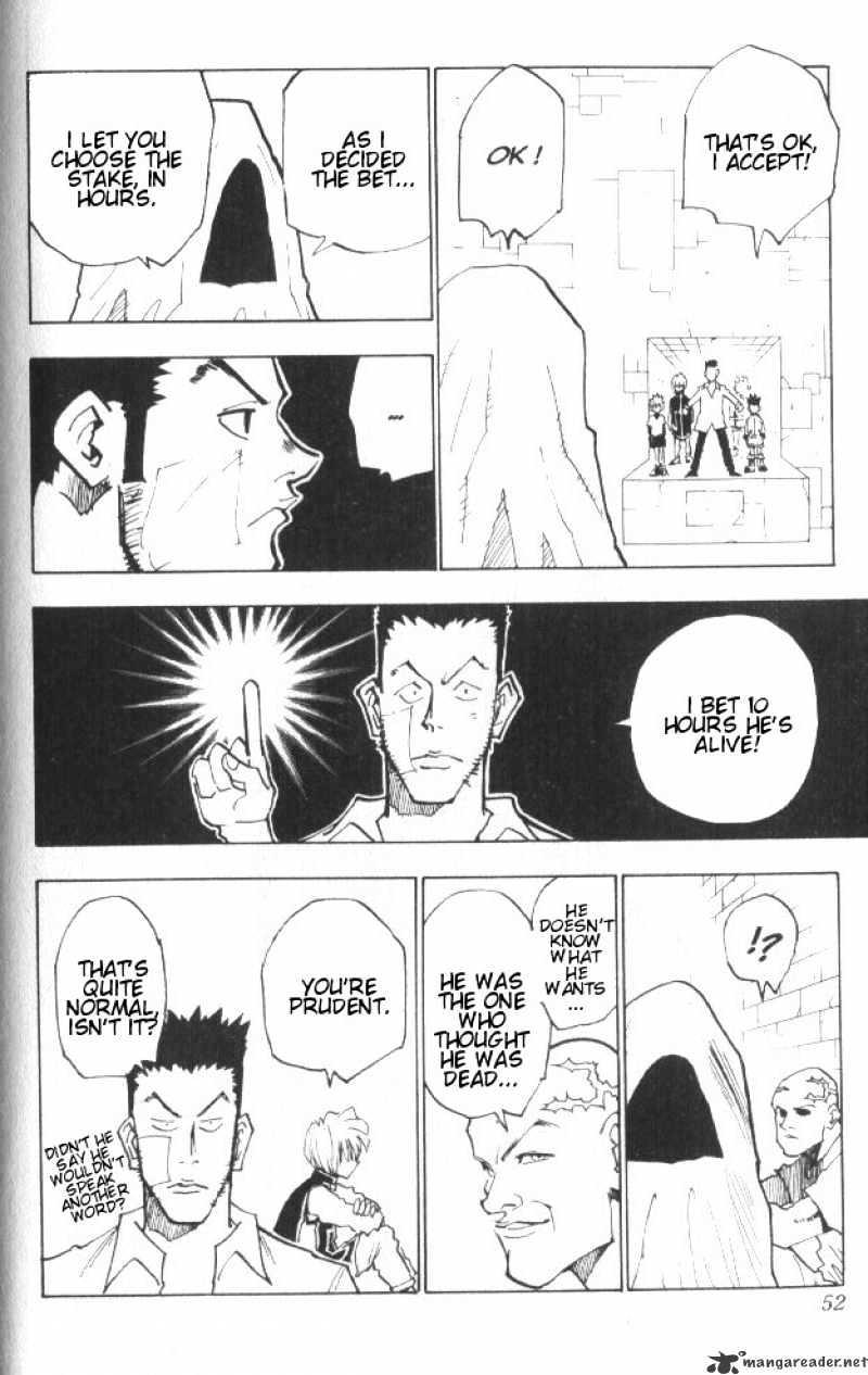 Hunter X Hunter Chapter 20  Online Free Manga Read Image 7