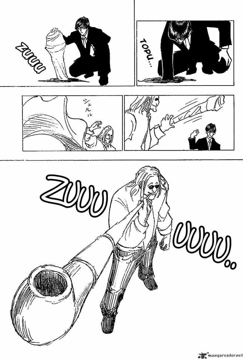 Hunter X Hunter Chapter 202  Online Free Manga Read Image 6