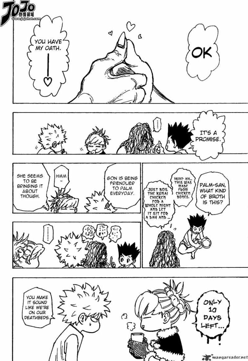 Hunter X Hunter Chapter 205  Online Free Manga Read Image 11