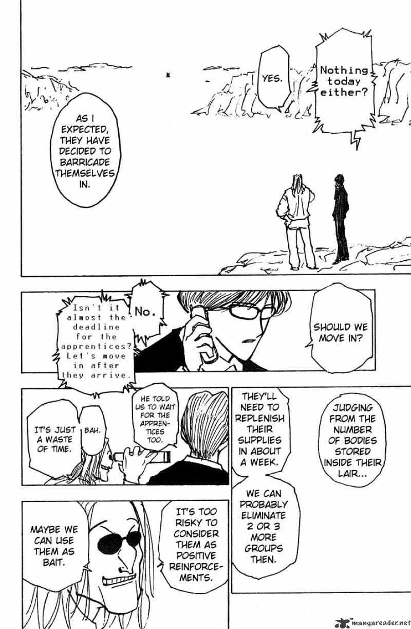 Hunter X Hunter Chapter 206  Online Free Manga Read Image 12