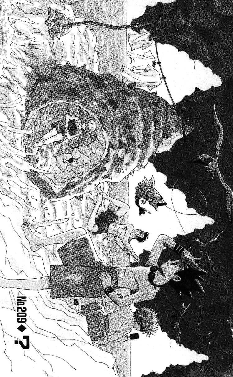 Hunter X Hunter Chapter 209  Online Free Manga Read Image 1