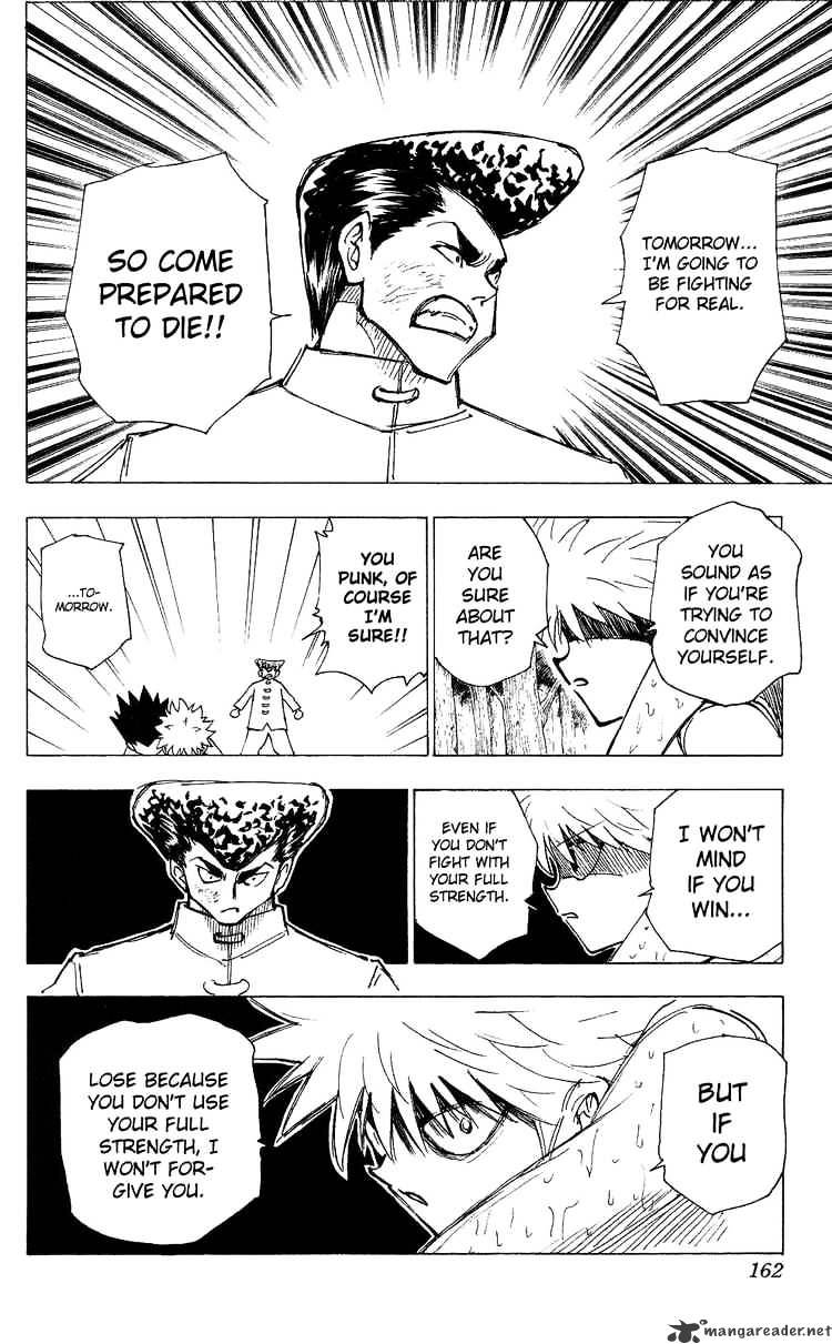 Hunter X Hunter Chapter 209  Online Free Manga Read Image 10