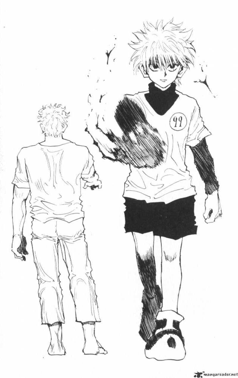 Hunter X Hunter Chapter 21  Online Free Manga Read Image 12