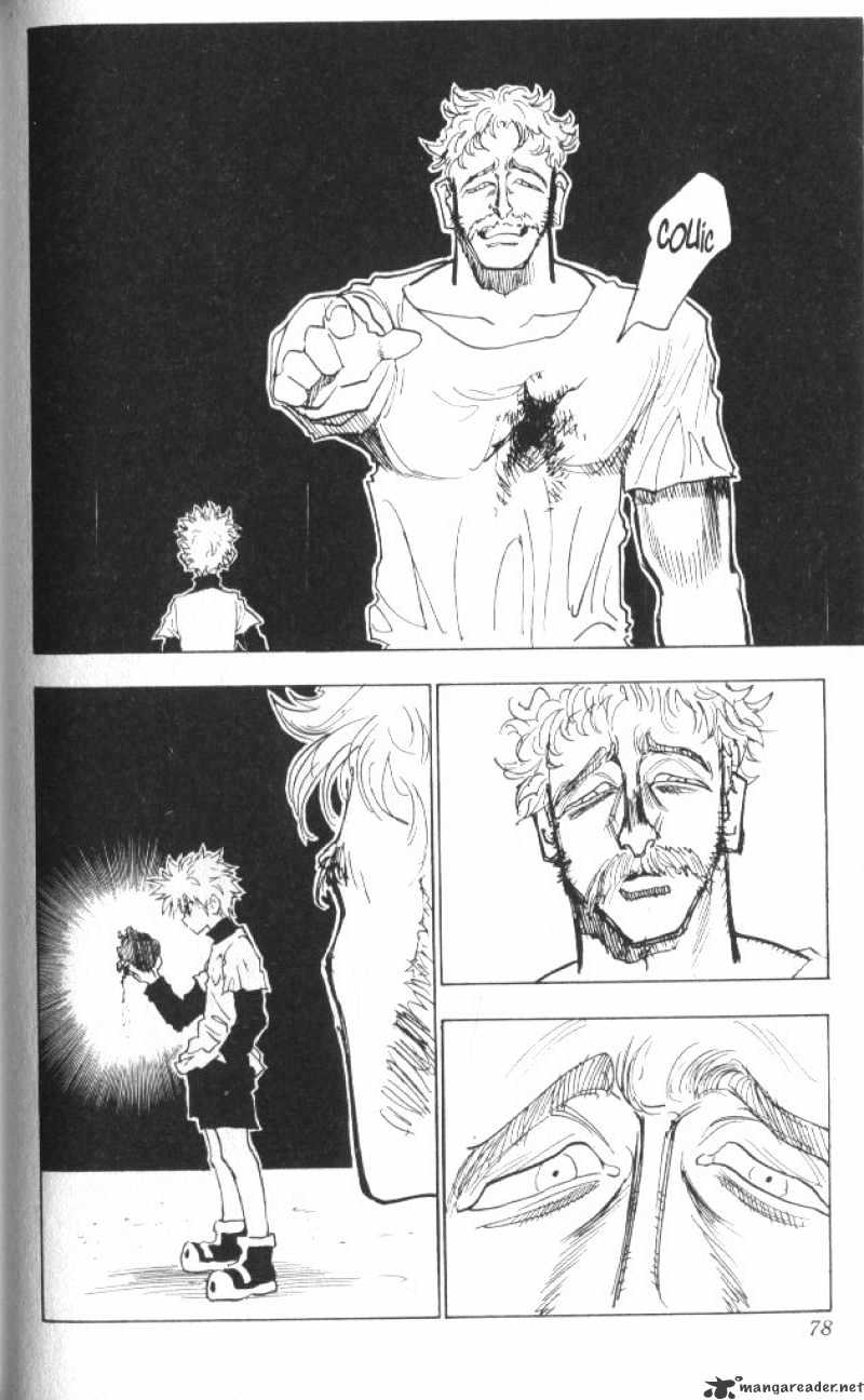 Hunter X Hunter Chapter 21  Online Free Manga Read Image 13