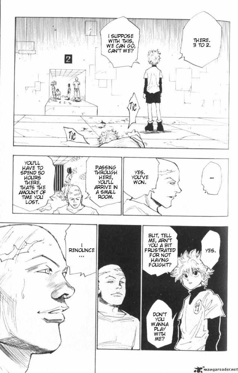 Hunter X Hunter Chapter 21  Online Free Manga Read Image 16