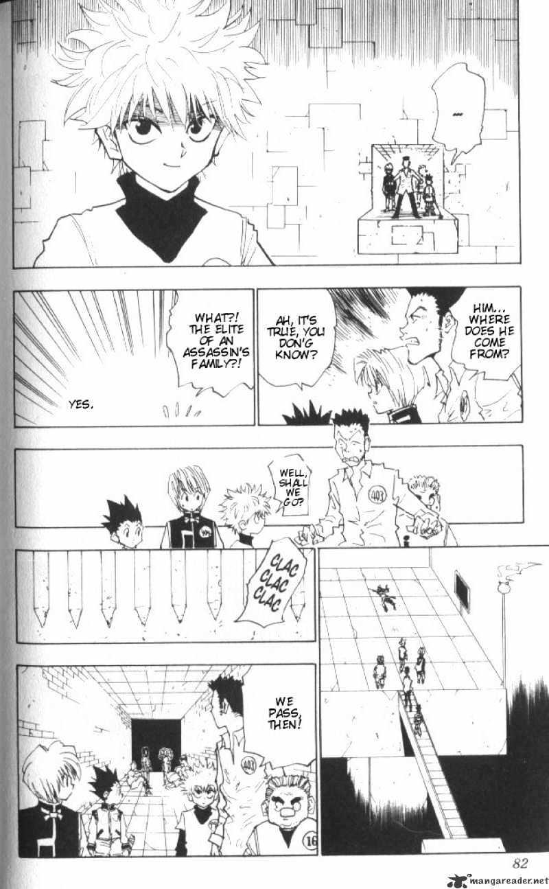 Hunter X Hunter Chapter 21  Online Free Manga Read Image 17