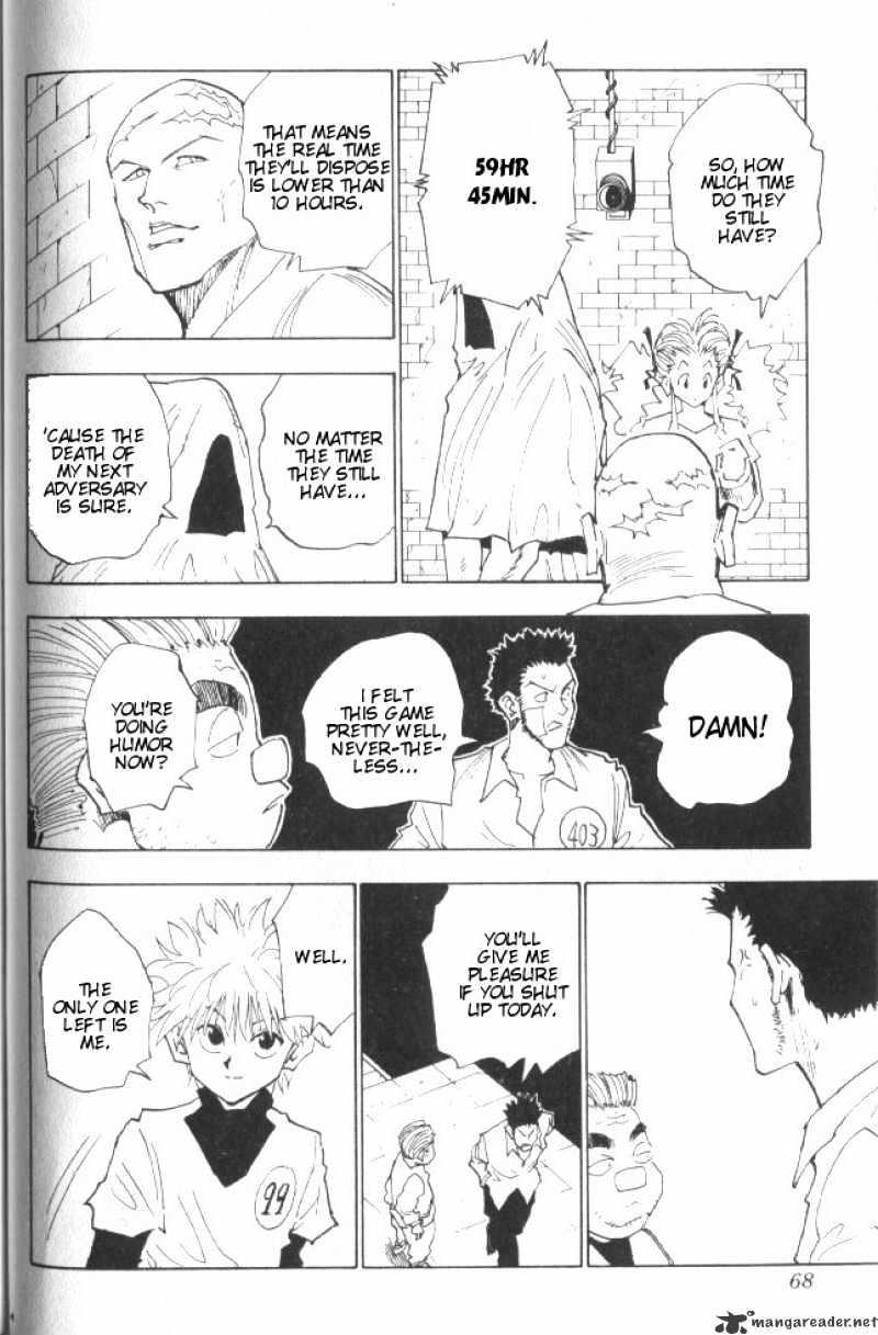Hunter X Hunter Chapter 21  Online Free Manga Read Image 3