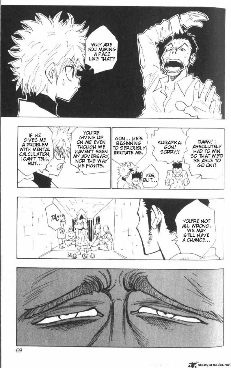 Hunter X Hunter Chapter 21  Online Free Manga Read Image 4