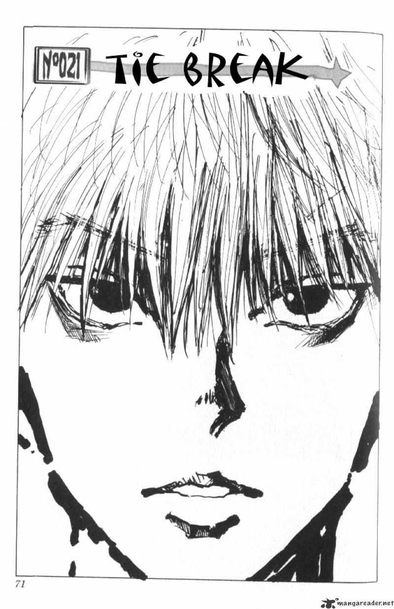 Hunter X Hunter Chapter 21  Online Free Manga Read Image 6