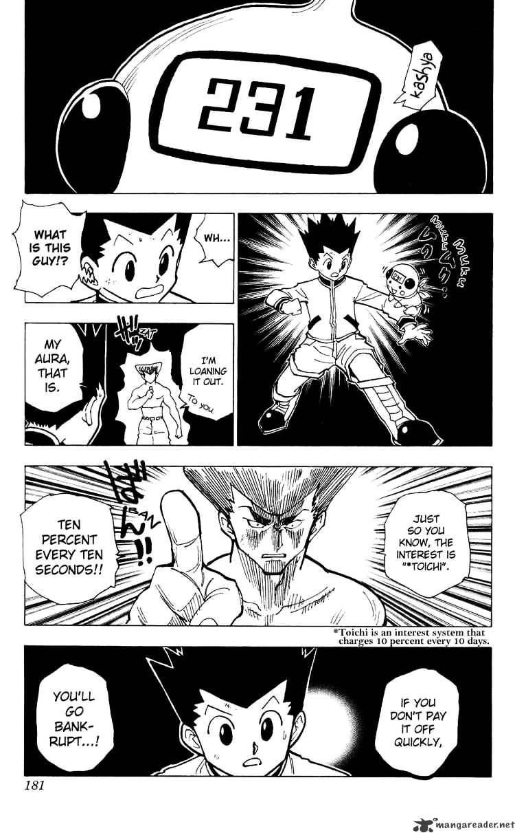 Hunter X Hunter Chapter 210  Online Free Manga Read Image 15