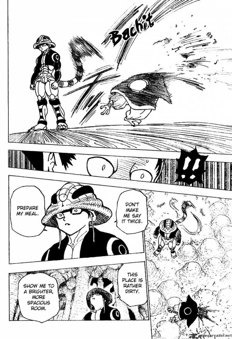 Hunter X Hunter Chapter 213  Online Free Manga Read Image 5