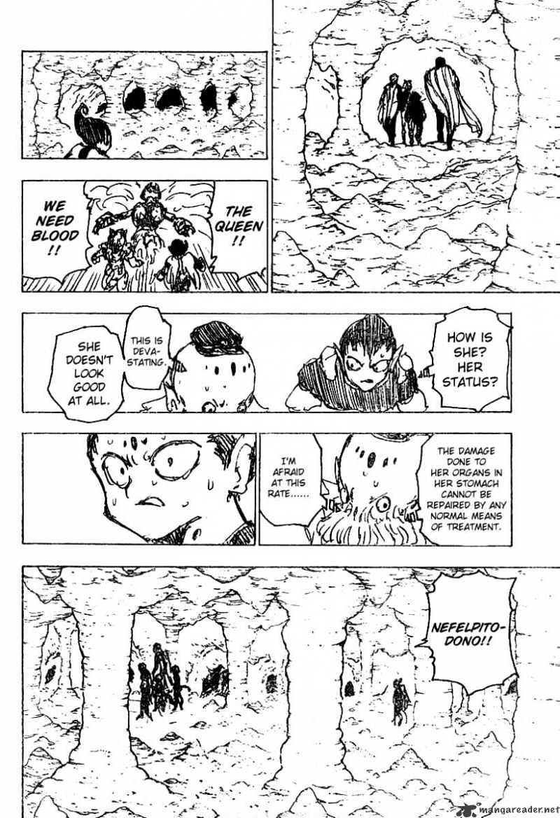 Hunter X Hunter Chapter 213  Online Free Manga Read Image 9
