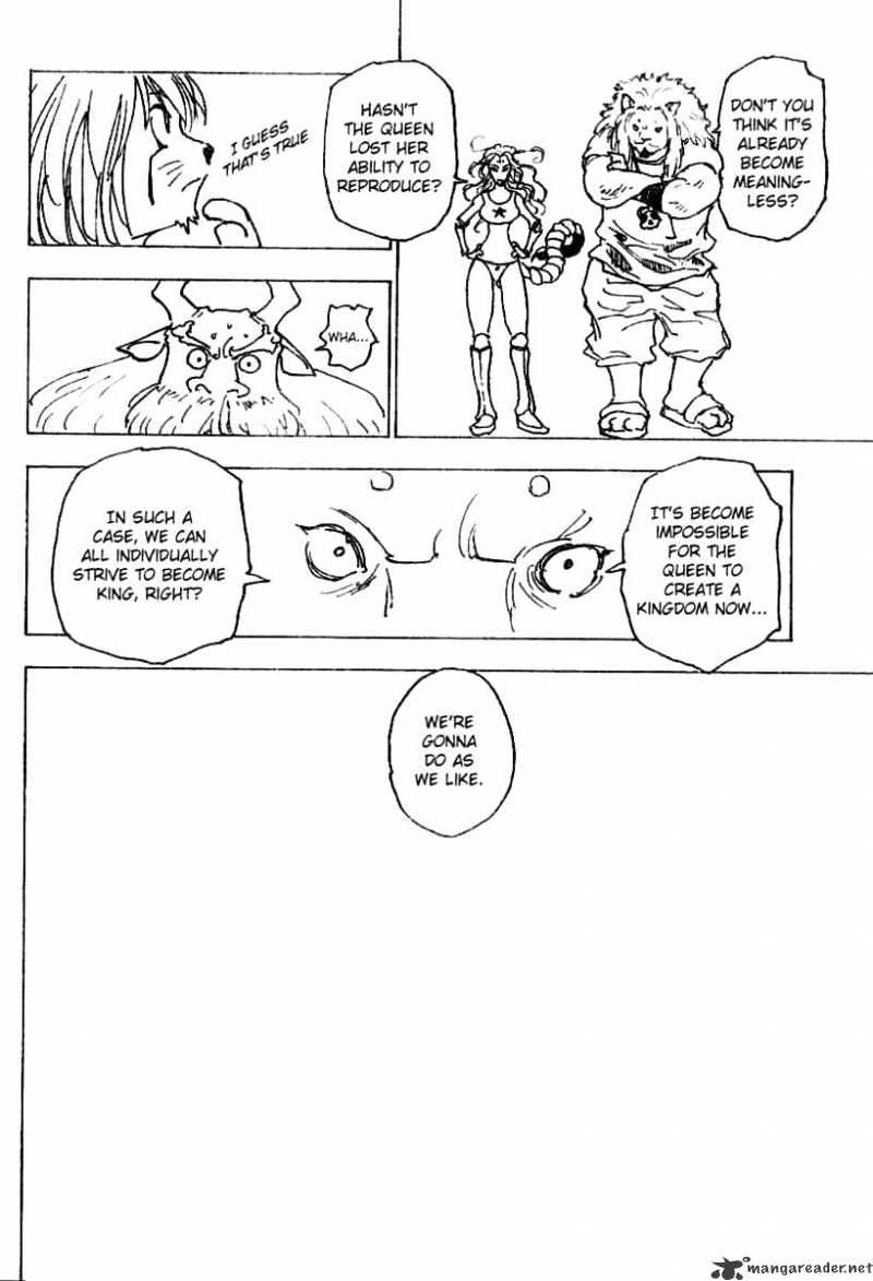 Hunter X Hunter Chapter 214  Online Free Manga Read Image 9