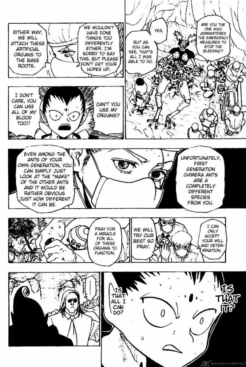 Hunter X Hunter Chapter 215  Online Free Manga Read Image 7