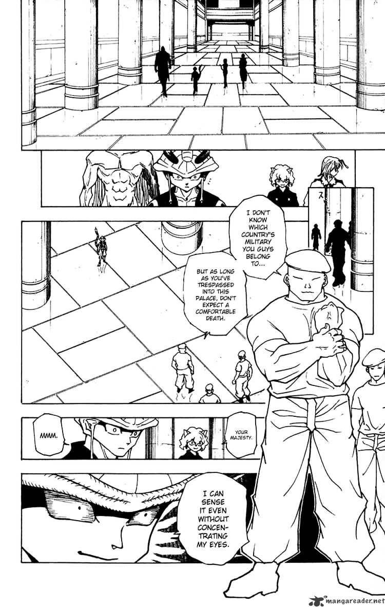 Hunter X Hunter Chapter 216  Online Free Manga Read Image 14