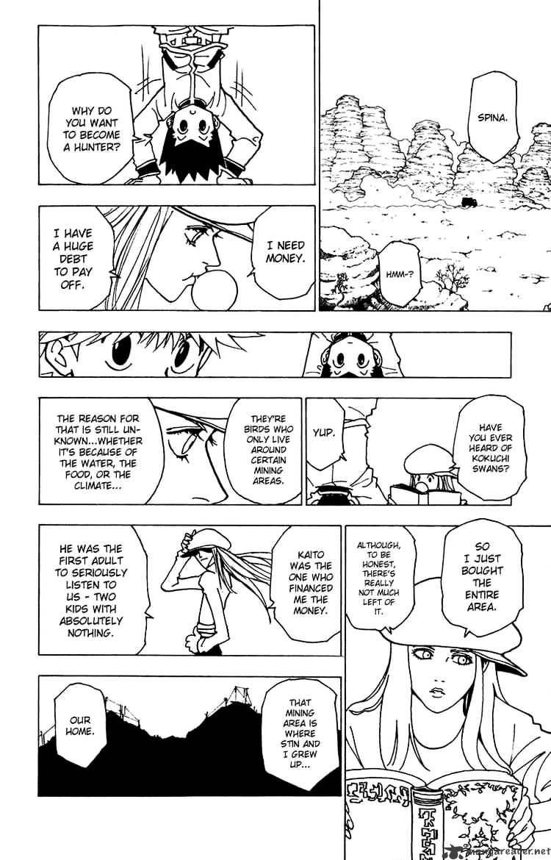 Hunter X Hunter Chapter 216  Online Free Manga Read Image 4