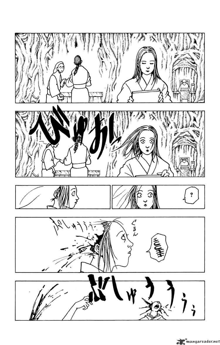 Hunter X Hunter Chapter 216  Online Free Manga Read Image 6