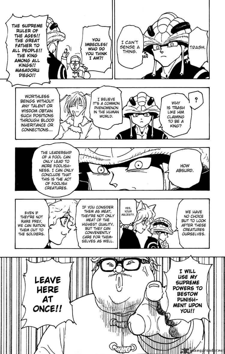 Hunter X Hunter Chapter 217  Online Free Manga Read Image 3