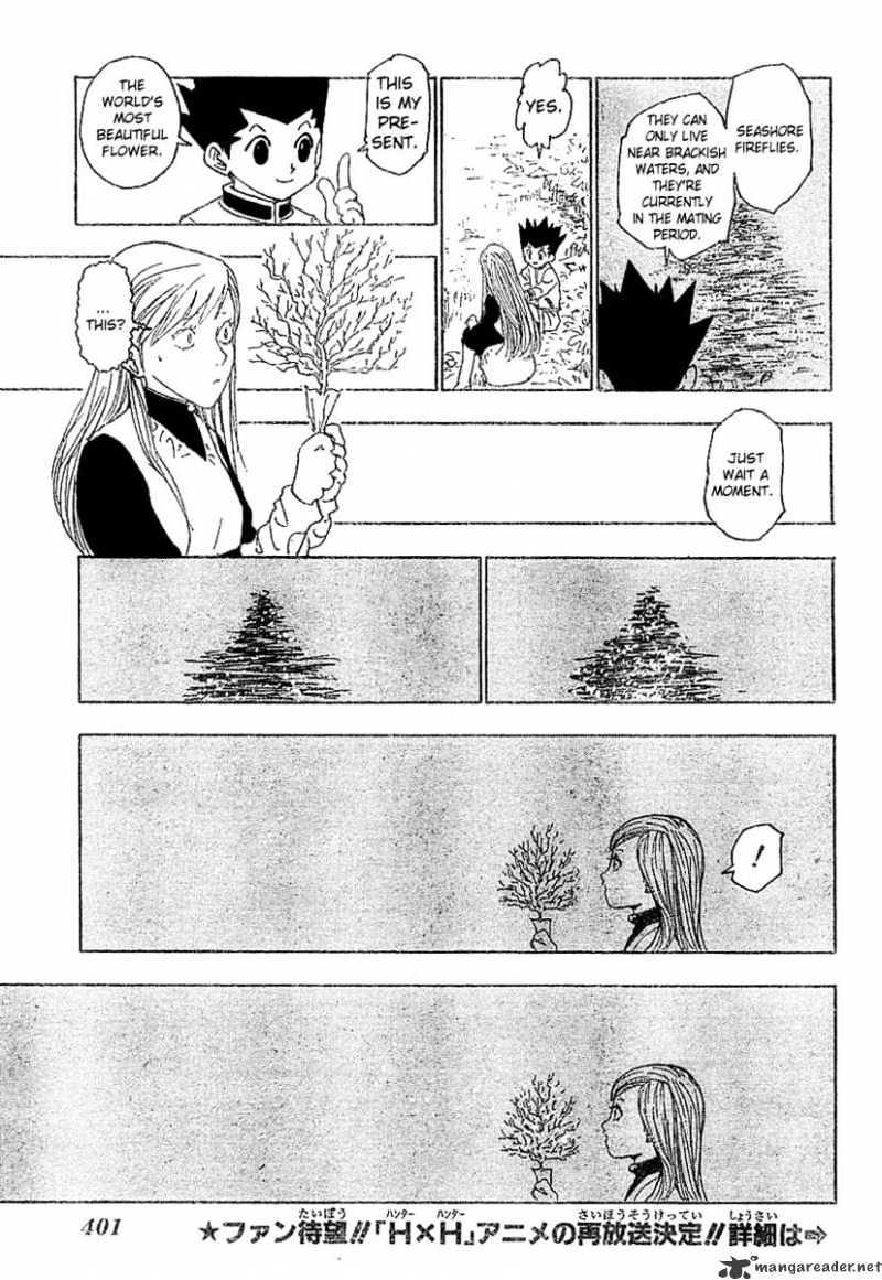 Hunter X Hunter Chapter 218  Online Free Manga Read Image 14