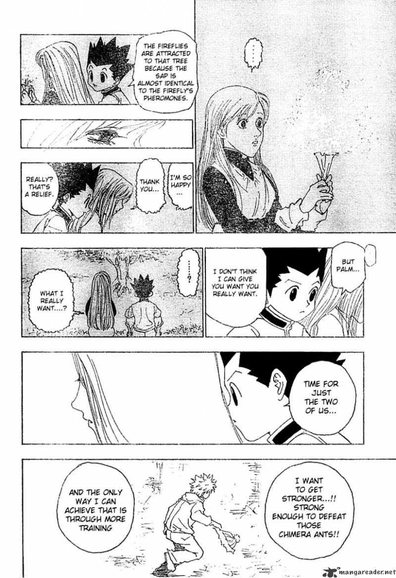 Hunter X Hunter Chapter 218  Online Free Manga Read Image 15