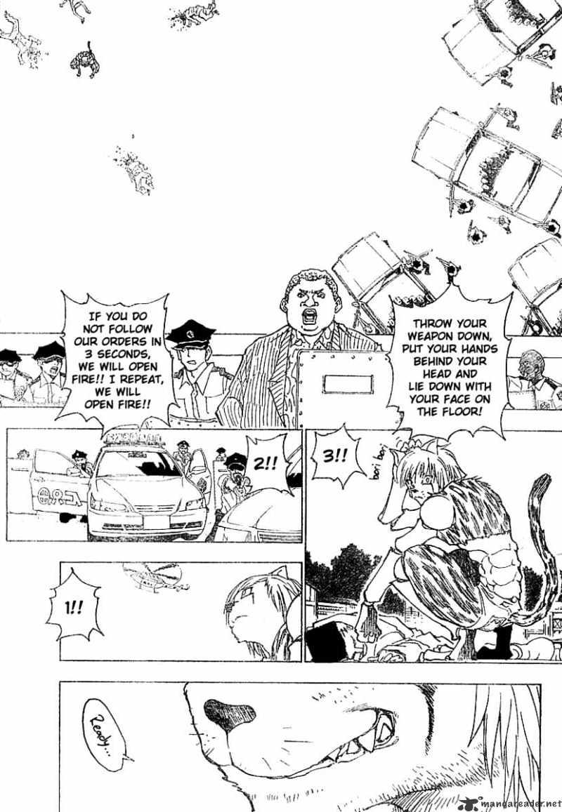 Hunter X Hunter Chapter 218  Online Free Manga Read Image 4