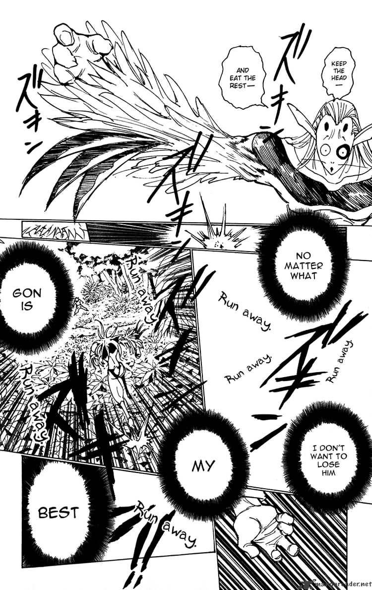 Hunter X Hunter Chapter 219  Online Free Manga Read Image 8