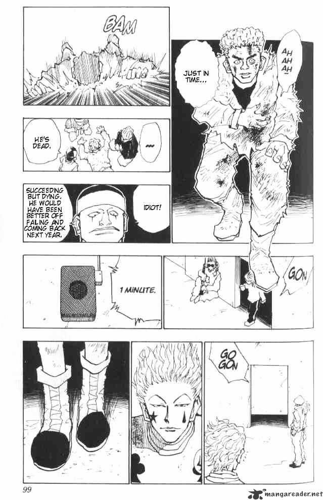 Hunter X Hunter Chapter 22  Online Free Manga Read Image 14