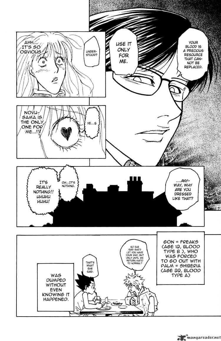 Hunter X Hunter Chapter 220  Online Free Manga Read Image 10
