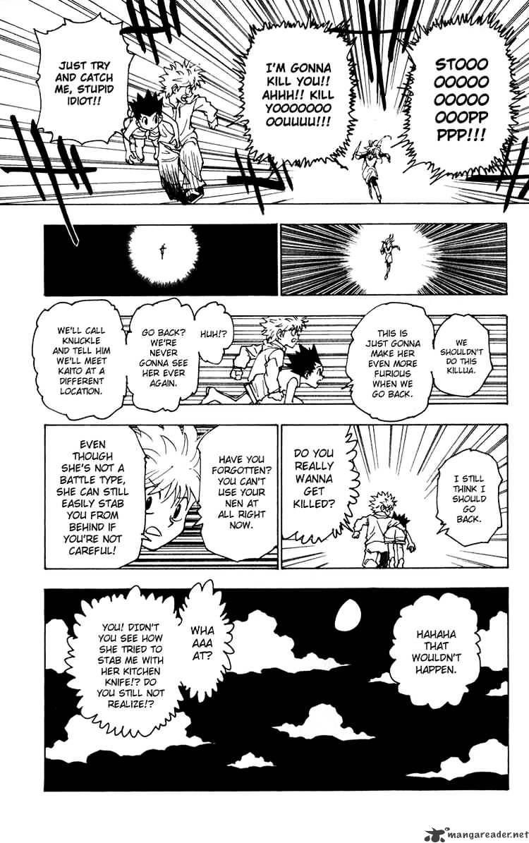 Hunter X Hunter Chapter 220  Online Free Manga Read Image 5