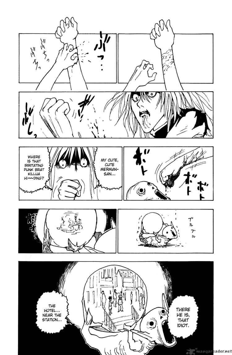 Hunter X Hunter Chapter 220  Online Free Manga Read Image 7