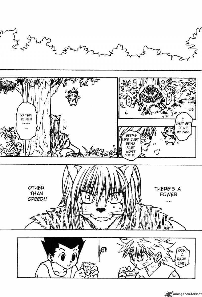 Hunter X Hunter Chapter 221  Online Free Manga Read Image 15