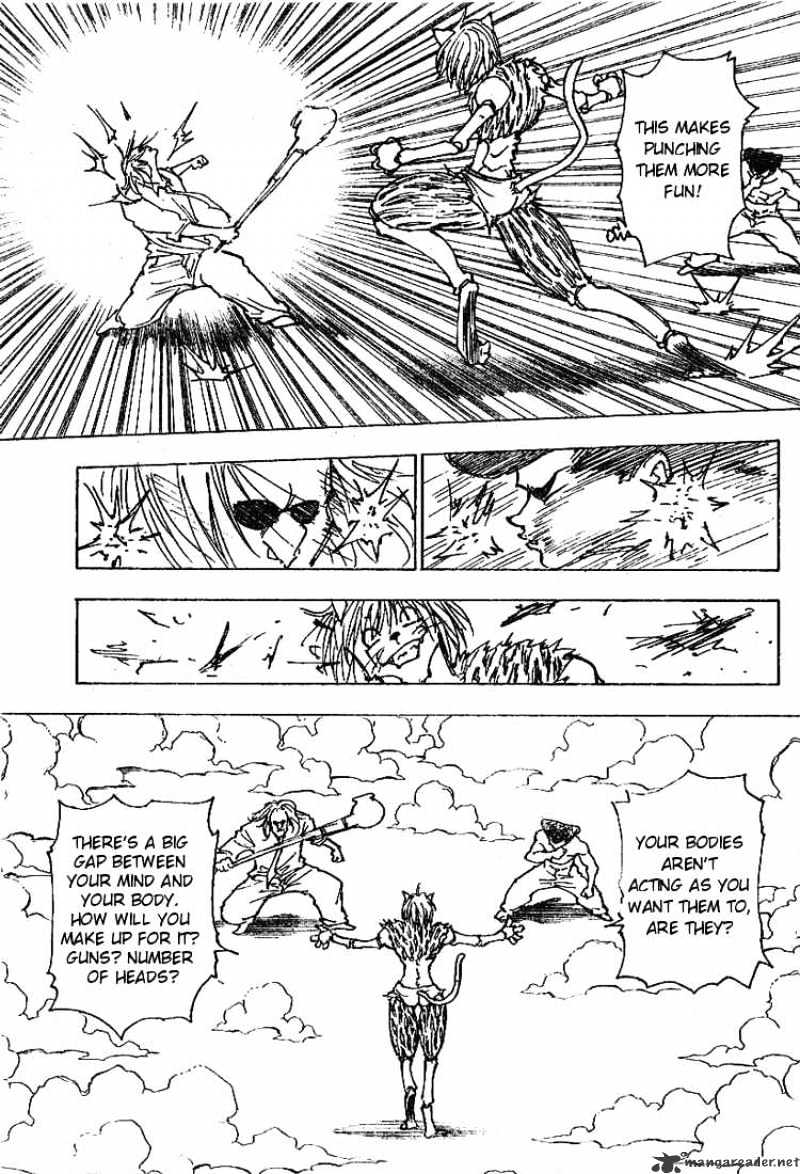 Hunter X Hunter Chapter 221  Online Free Manga Read Image 5