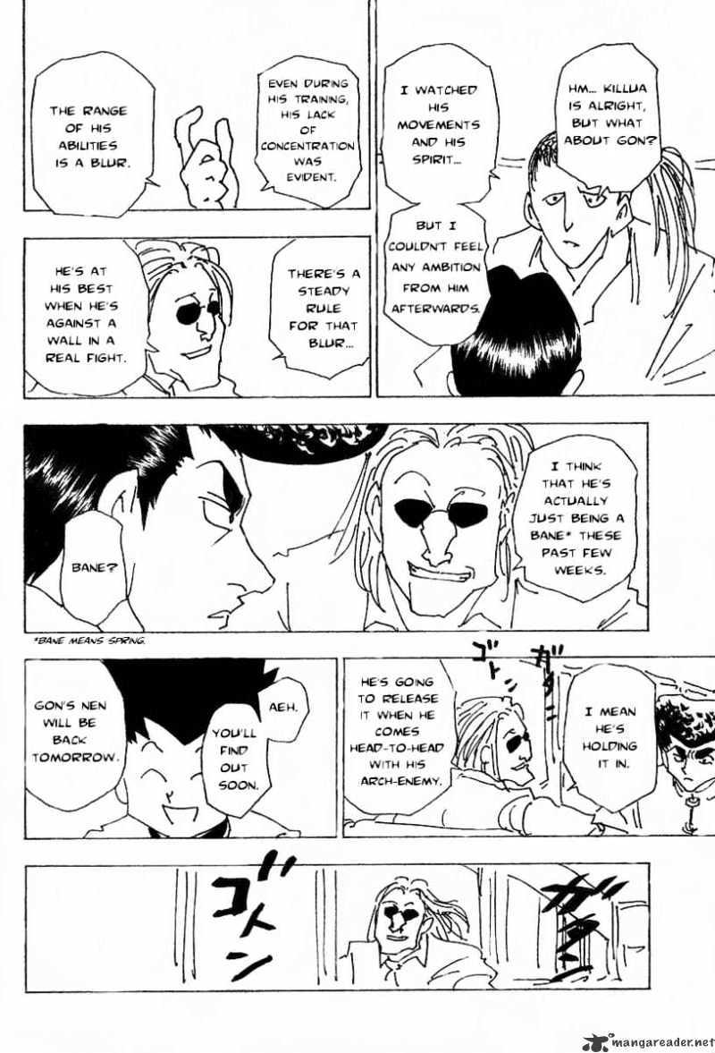 Hunter X Hunter Chapter 223  Online Free Manga Read Image 2