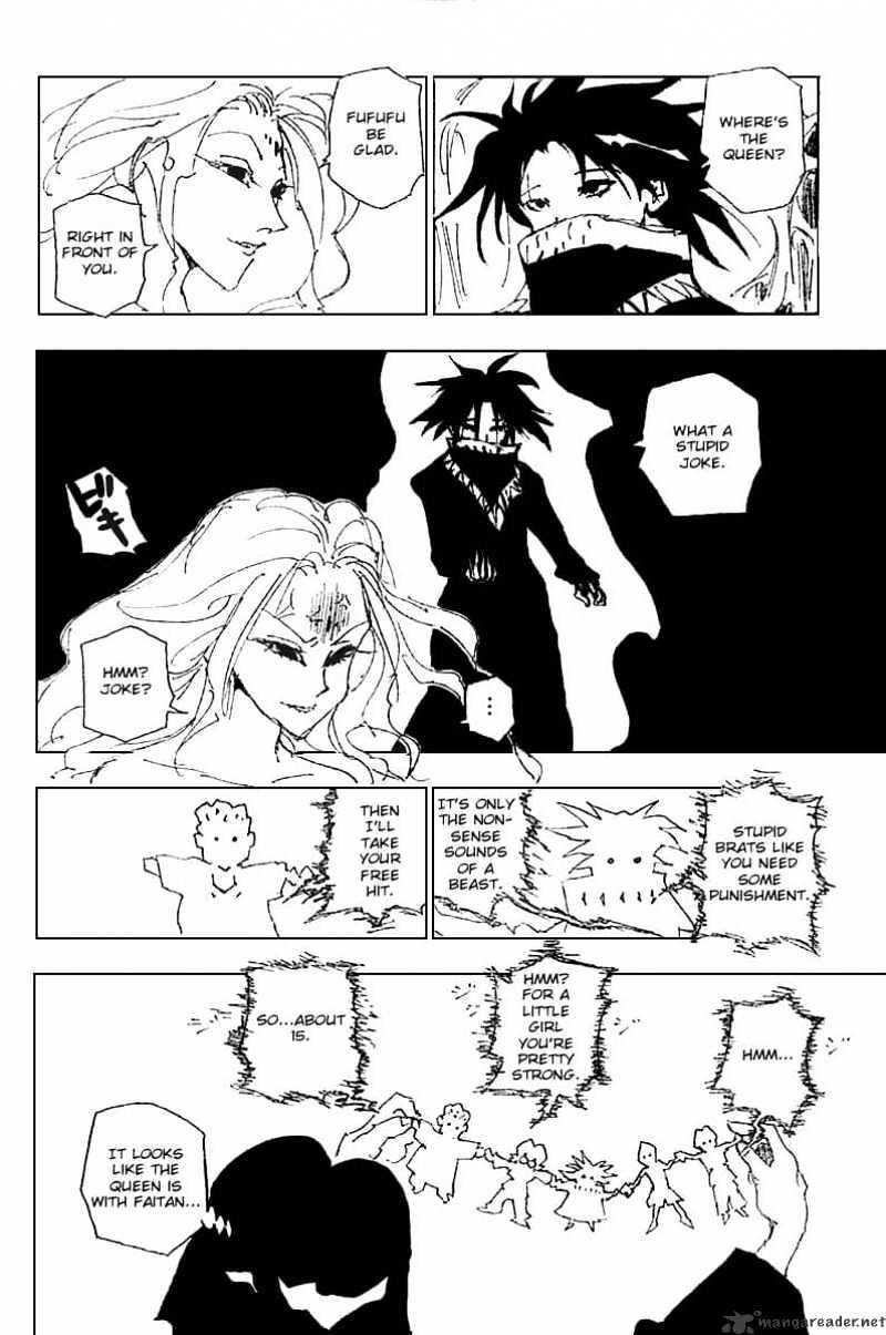 Hunter X Hunter Chapter 225  Online Free Manga Read Image 14