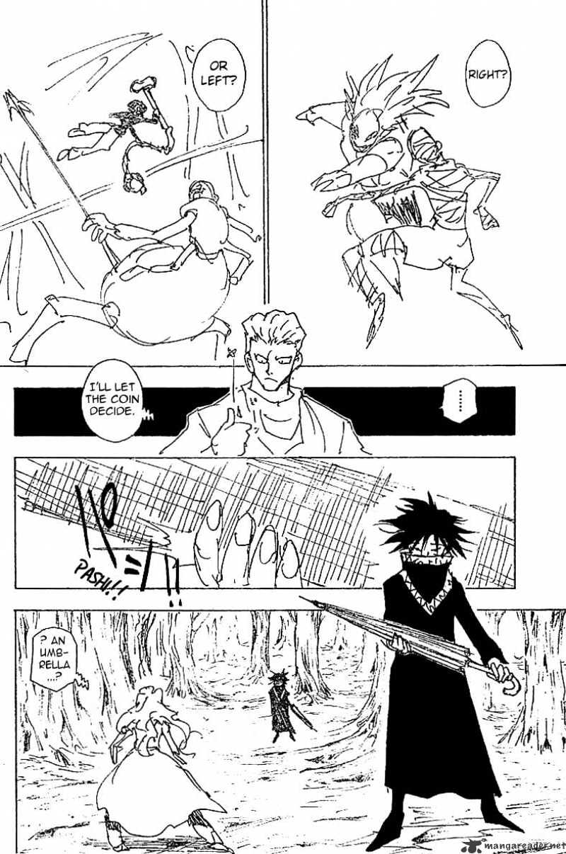 Hunter X Hunter Chapter 226  Online Free Manga Read Image 14