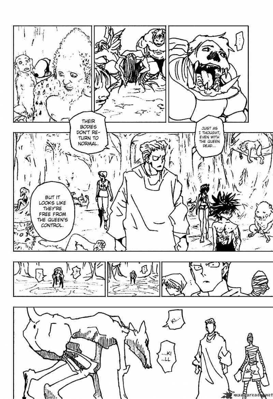 Hunter X Hunter Chapter 229  Online Free Manga Read Image 10