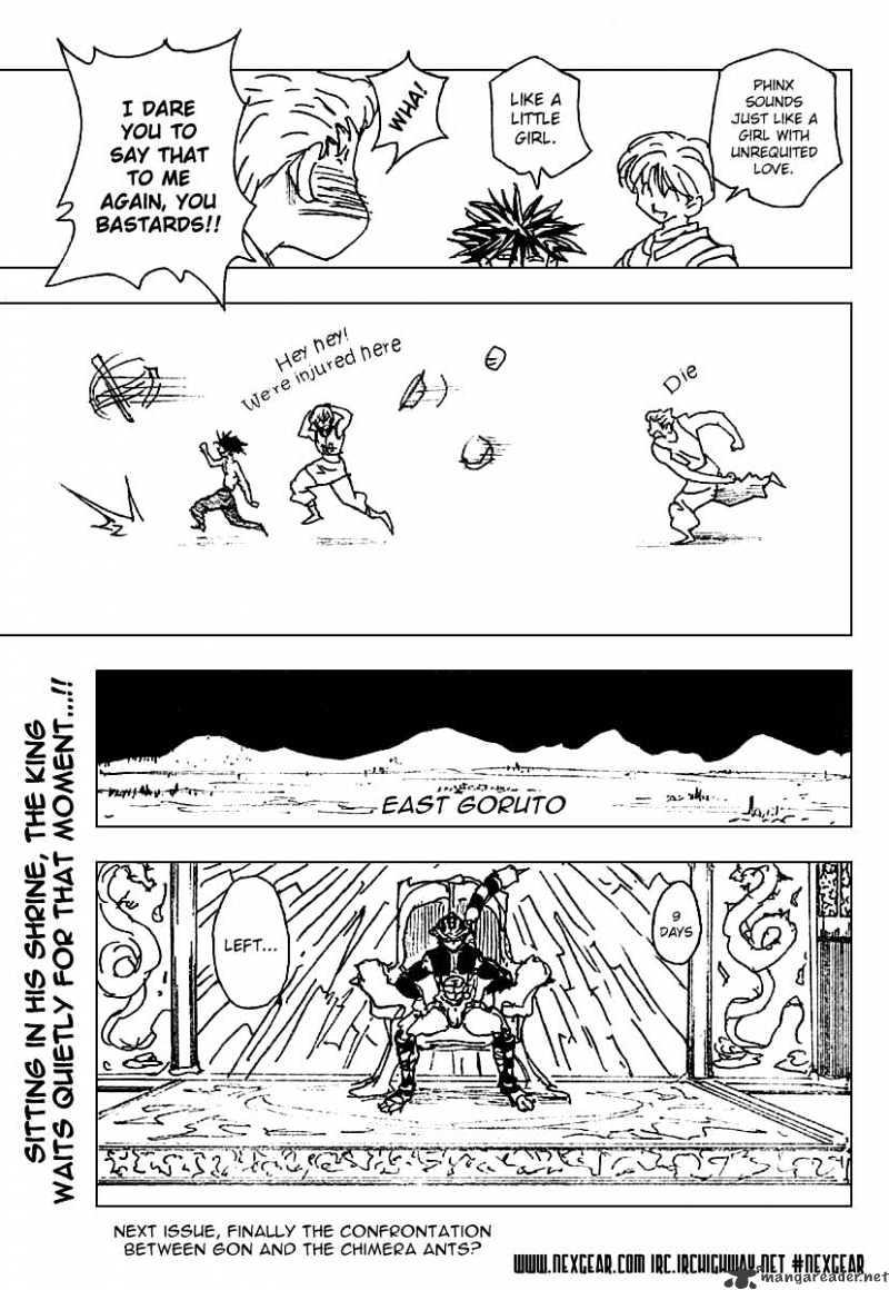 Hunter X Hunter Chapter 229  Online Free Manga Read Image 15
