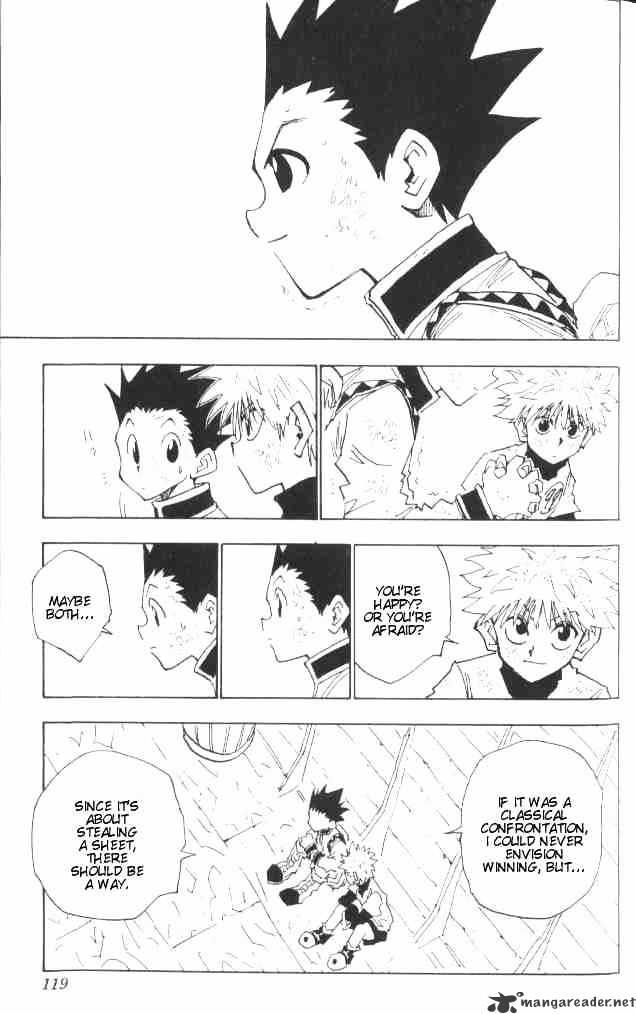 Hunter X Hunter Chapter 23  Online Free Manga Read Image 13